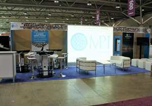 MPI Exhibition Booth