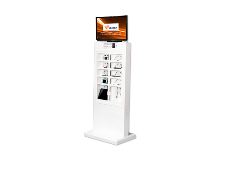 Vernon Technology Solutions - Charging Kiosk - Rental